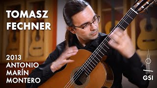 Astor Piazzolla's Primavera Porteña performed by Tomasz Fechner on a 2013 Antonio Marin Montero