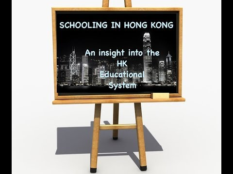 Schooling in Hong Kong - I love Hong Kong Series.