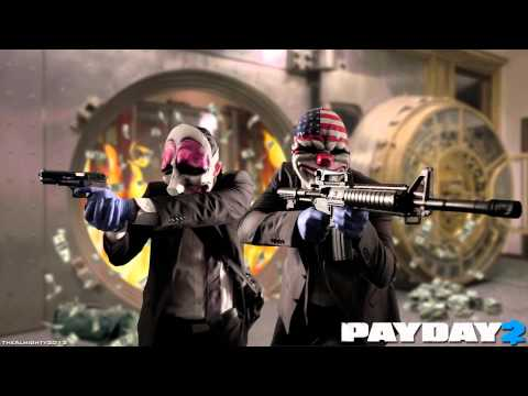 Payday 2:Time Window Extension