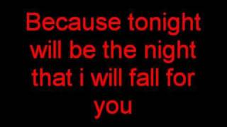 Fall for you Lyrics - Secondhand Serenade