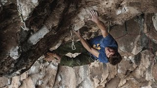 James Pearson and Caroline Ciavaldini Open Pandora's Box Of Routes In Northern Spain