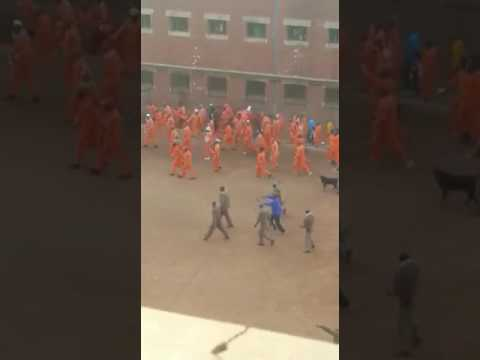 Riot at Kgosi Mampuru II prison in Pretoria