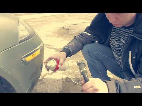 Чистка ВКГ (Вентиляции картерных газов) Passat B5 (Проект семейный)