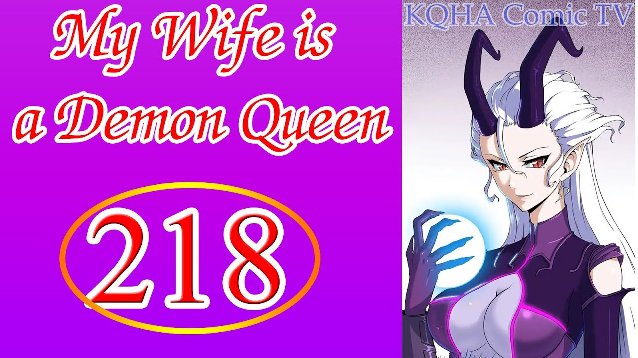 My wife is a Demon Queen 218 Engsub || KQHA Comic TV