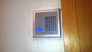 RFID Codeschloss AD 2000-M German