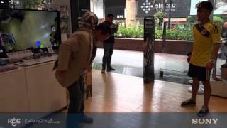 Sony RGS BTL Freestyle