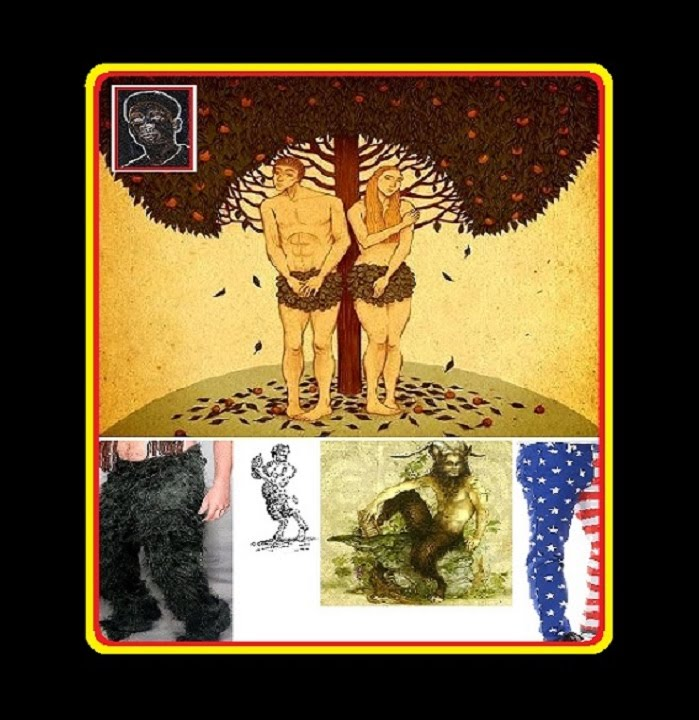 God Made Eve From Adam S Rib Quote: The Greek God Pan & The Garden Of Eden / Adam & Eve