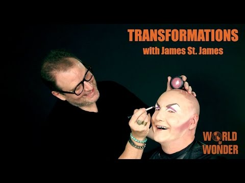 Jackie Beat and James St. James: Transformations