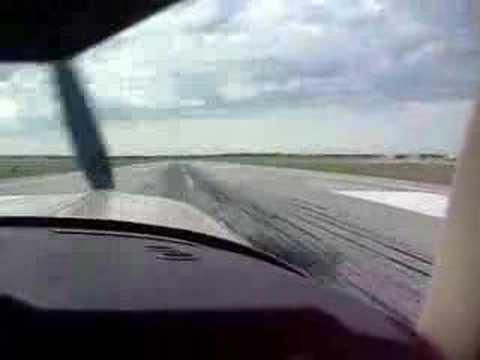 Landing Epply Airfield Omaha