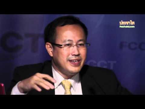 2012.02.16 หมอตุลย์ [2/3] Tul Sitthisomwong - Why Thailand needs Lese-majeste Law