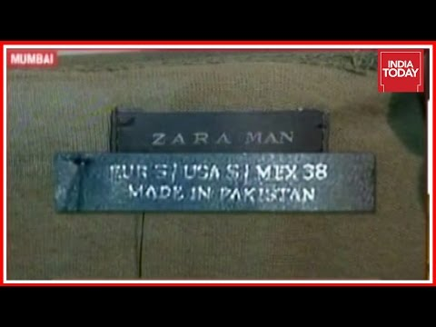 India First:  'Zara' Faces MNS Ire In Mumbai For Selling Pakistani Made Clothes