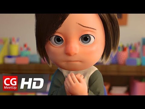 "CGI Animated Short Film: ""Bruised"" by Rok won Hwang, Samantha Tu   CGMeetup"