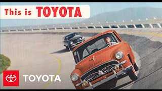 Toyota: Past To Future | Toyota