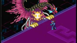 Mega Man Star Force 3 Red Joker - FINAL BOSS: Crimson Dragon