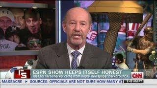ESPN show keeps itself honest
