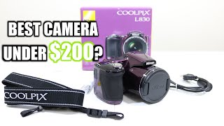 nikon COOLPIX L830 Unboxing, Setup & Review!