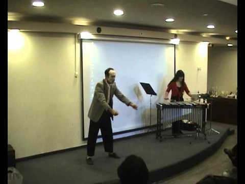 Love Story- Vibraphone & Pantomime