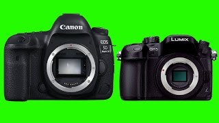 panasonic gh5 vs canon 5d mark iv 7 reasons to buy the panasonicgh5 over the canon5dmkiv