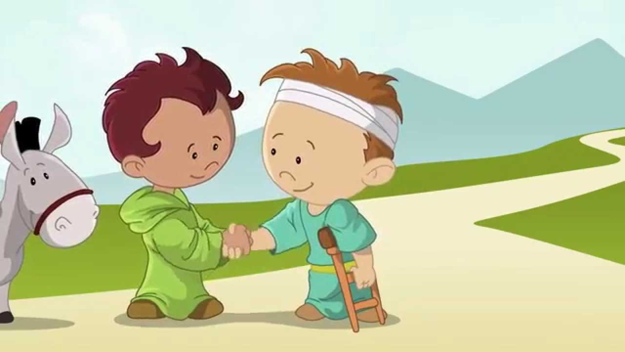 Little Bible Heroes Animated Children's