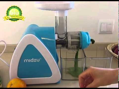 Extractor bajas revoluciones - Midzu