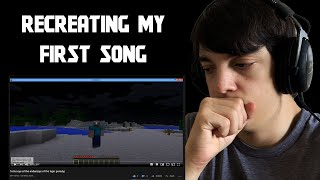 I Recreate One of My Oldest Songs