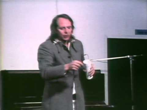 Lecture 4 [Part 2/2] Karlheinz Stockhausen - Intuitive Music (IT) (1972)
