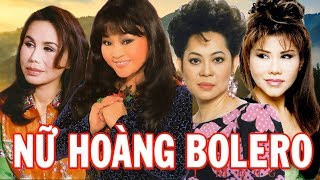 Tứ Đại NỮ HOÀNG BOLERO XƯA Sơn Tuyền Hương Lan Giao Linh Thanh Tuyền - Nhạc Bolero Hải Ngoại Để Đời