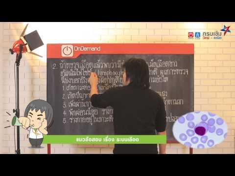 ใจดี..พี่แนะให้ O-Net ชีวะ by พี่วิเวียน ออนดีมานด์