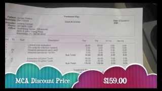 MCA Prescription and Dental Discounts