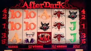 AfterDark wild horor machine uvádí...