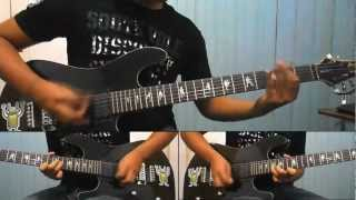 Avenged Sevenfold - Second Heartbeat Guitar Cover - HD
