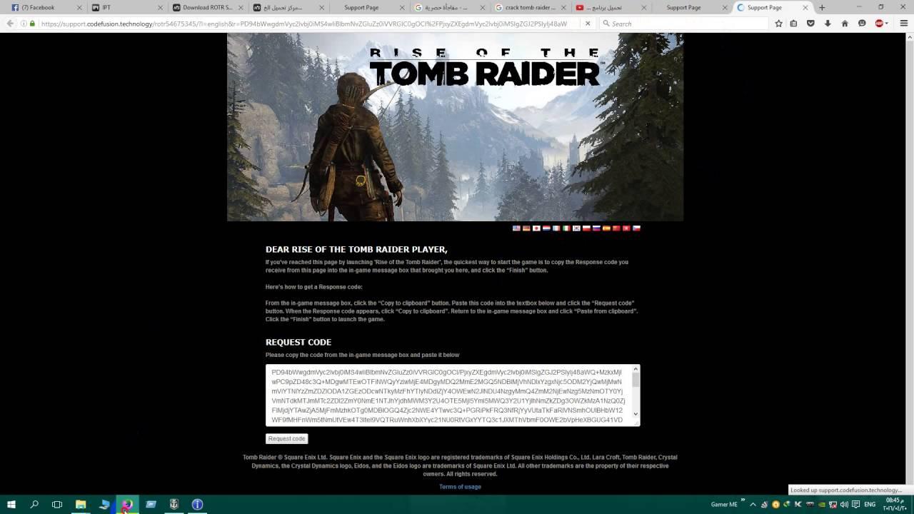 Kunena:: topic: tomb raider 2013 steam crack download (1/1).
