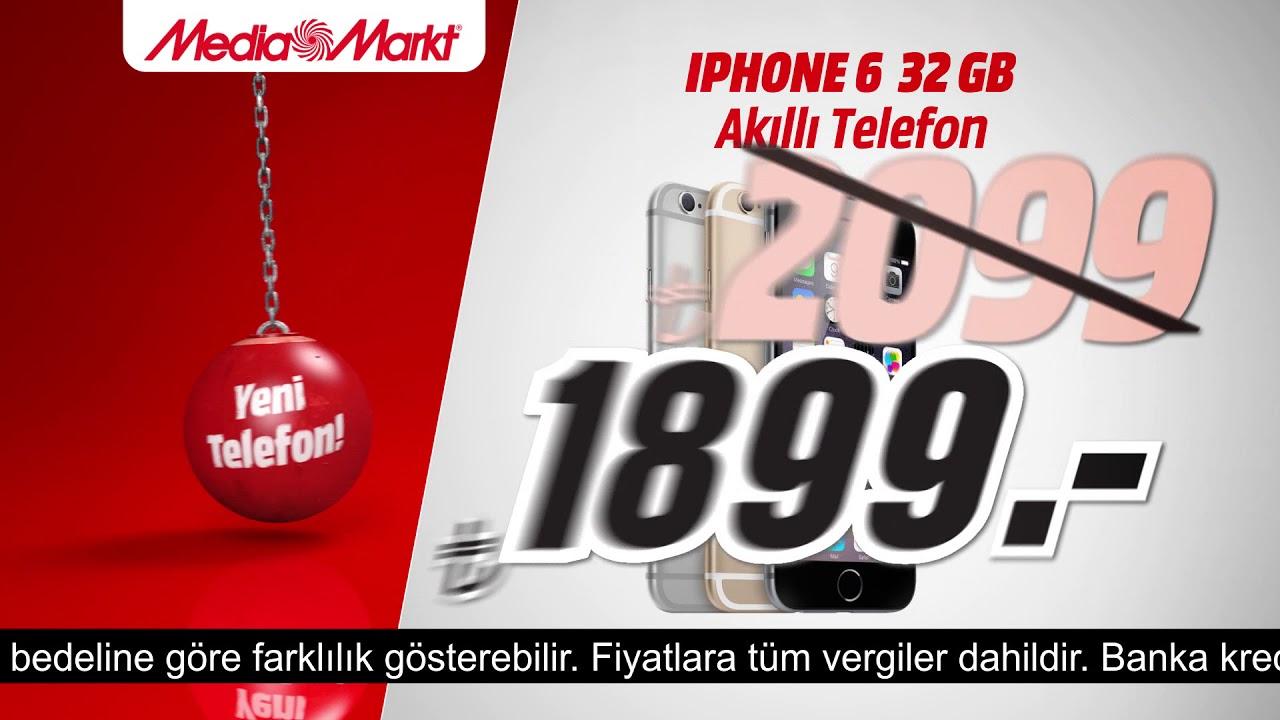 Hafta Sonuna Özel Iphone 6 Akıllı Telefonları 1899 TL ve ...