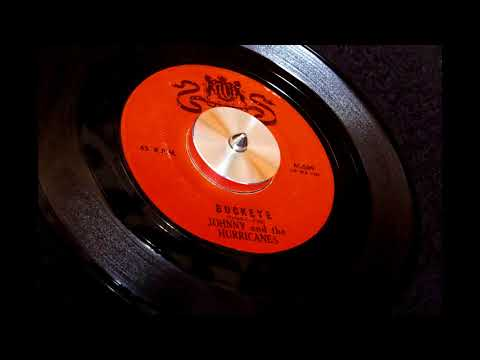 Johnny & The Hurricanes - Buckeye (1959)