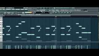 Fl Studio - David Guetta ft. Usher - Without You (Remake) + Free flp Download