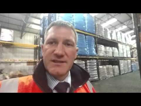 Warehouse health and safety