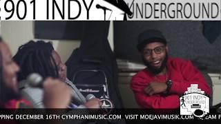 901 Indy Underground Ep 6 feat Cymphani Cyrine