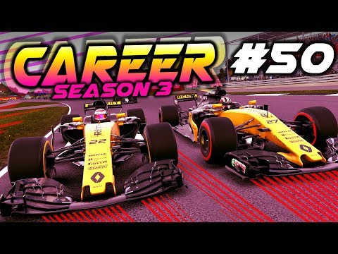 F1 2017 Career Mode Part 50: BIG UPGRADES & CONTRACT OFFERS!