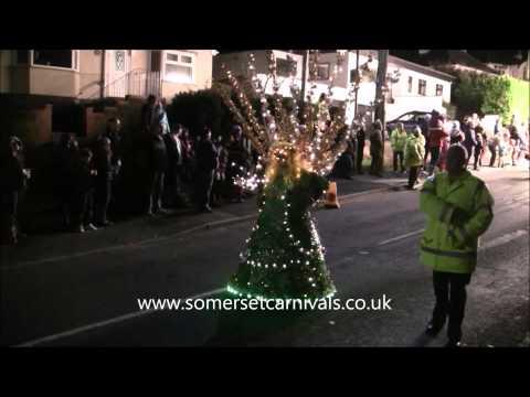 Midsomer Norton carnival 2014