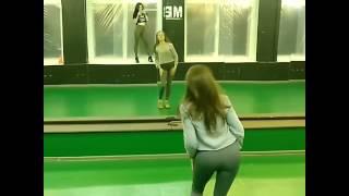 Учим танец