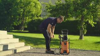 Introducing Husqvarna Pressure Washers