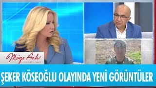 Şeker Köseoğlu olayı ile ilgili yeni görüntüler - Müge Anlı İle Tatlı Sert 9 Mayıs 2018