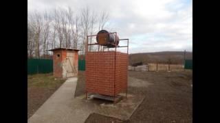 Продаются два дома на одном участке, в живописном месте Ахтырского пгт. Абинского района