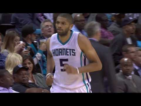 Nicolas Batum Leads the Hornets to Victory