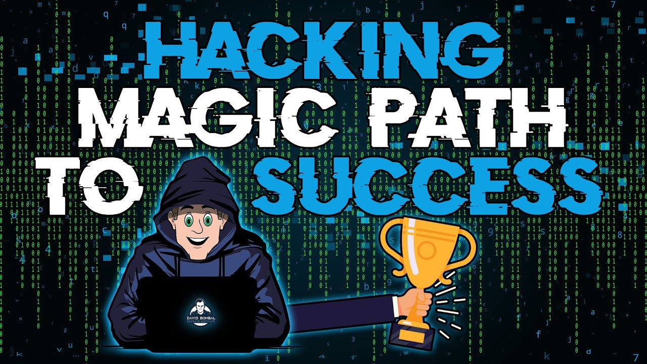 Cybersecurity Hacking Path