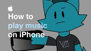 How to play music on iPhone