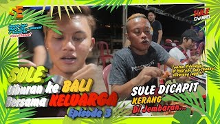 Rizky Febian & Sule dicapit Kerang di Jimbaran (Bali Part 3)