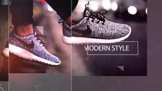 реклама видео обувь