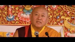 Drikung Phowa Chenmo by His Holiness Gyalwa Drikungpa
