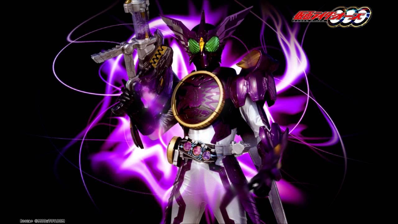 Kamen rider ooo episode 1